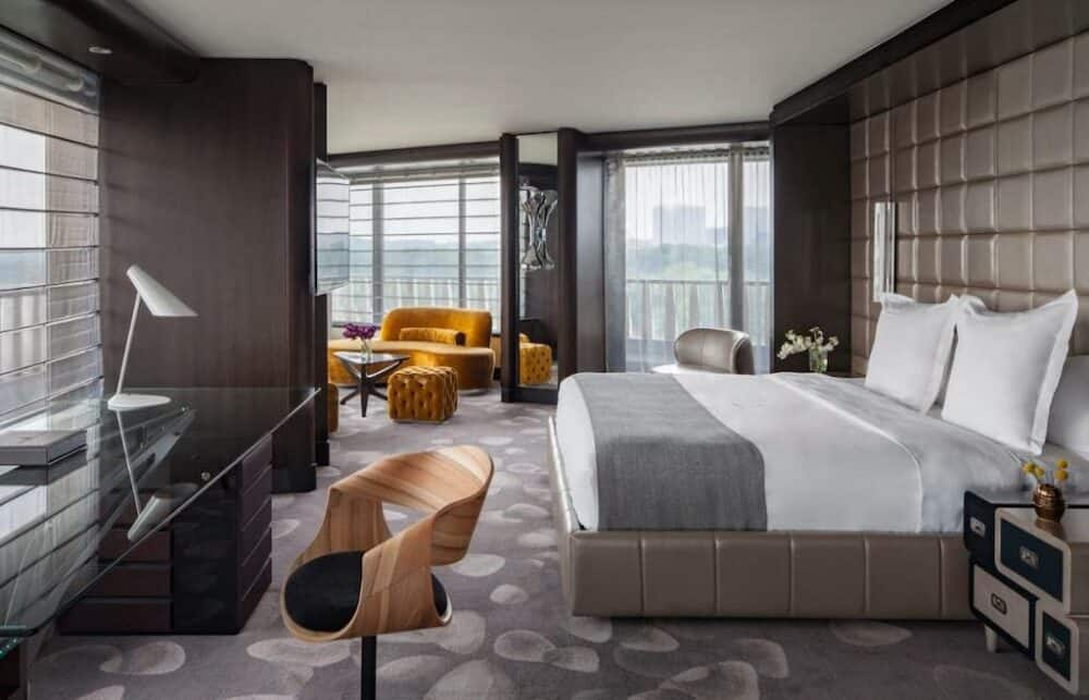 Modern and chic hotel in Washington DC