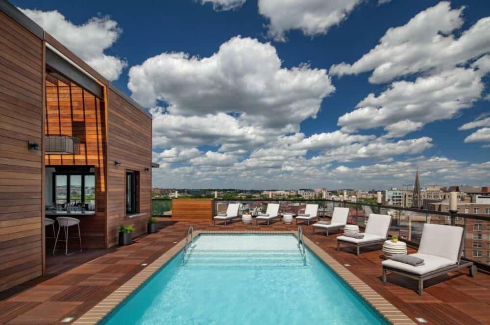 Modern Design Hotel in Washington DC
