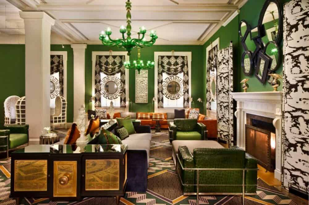 Quirky hotel in Washington DC