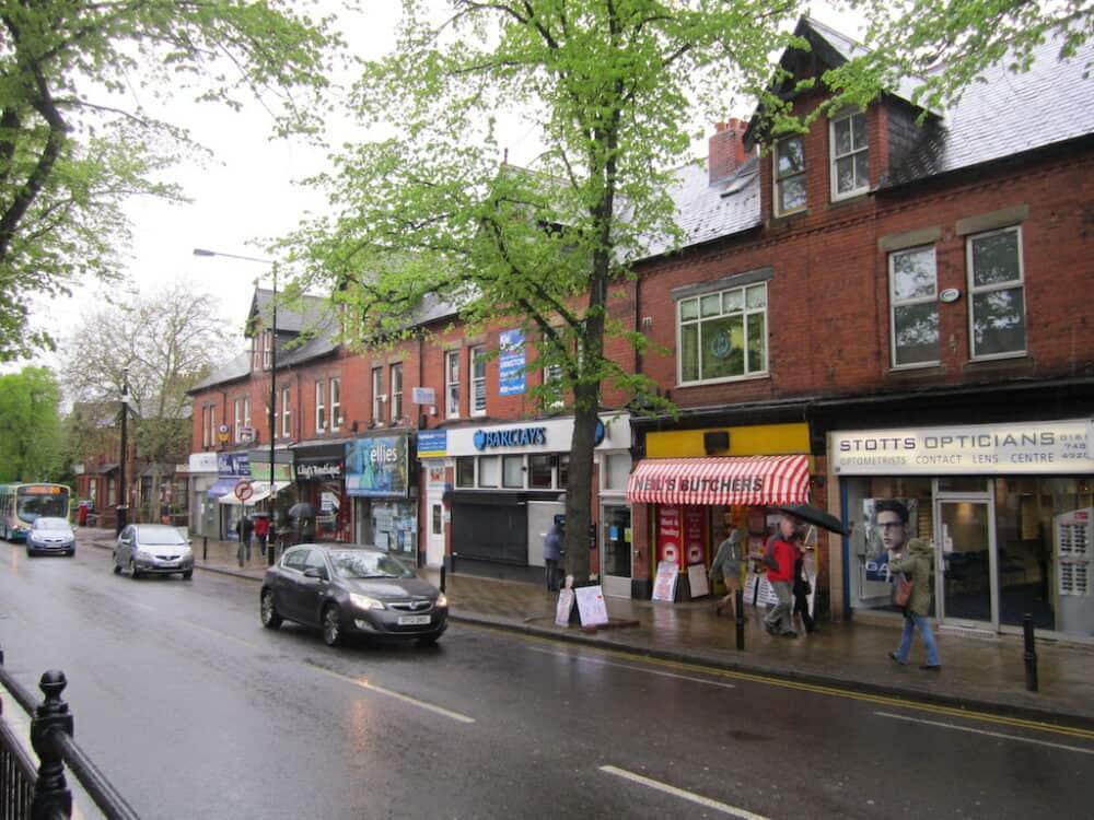 Urmston Manchester